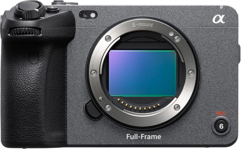 Sony FX3 de face