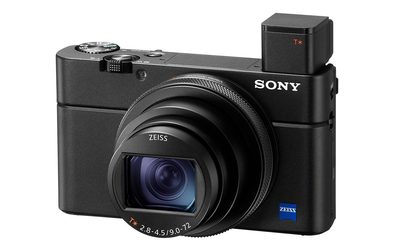 Sony RX 100 VII : viseur