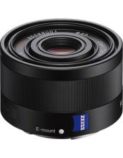 Objectif photo Sony Zeiss 35 mm f/2,8 FE (3,7 cm - 120g)