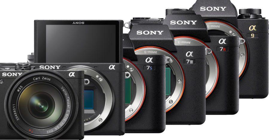 Sony Alpha : toute une gamme pour tous les usages