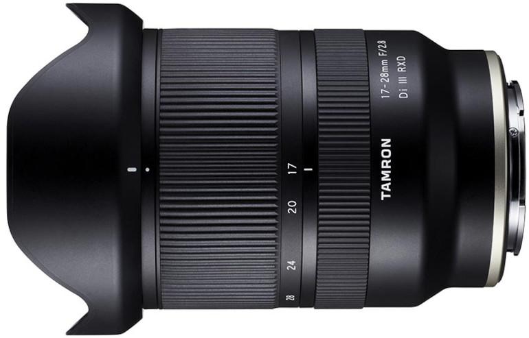 Tamron 17-28mm F2.8 RXD