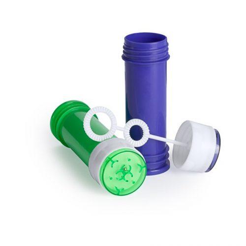 Accessoires et préparation industrielle pour réaliser des bulles de savon standards