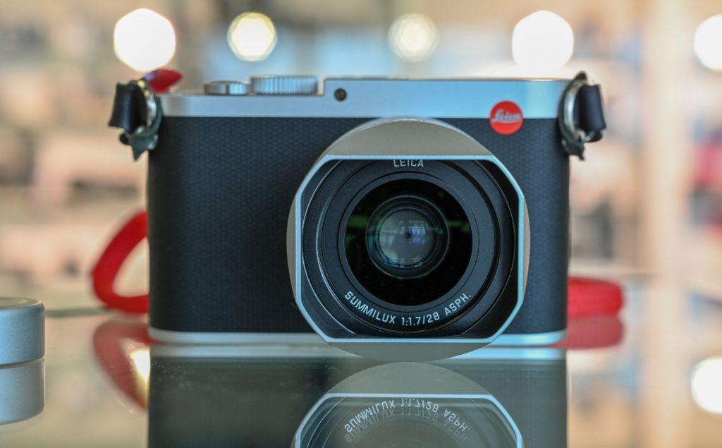 Appareil photo d'occasion Leica