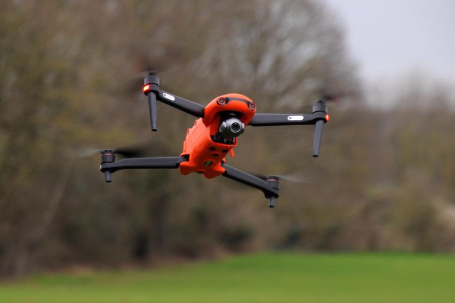 L'Evo II d'Autel Robotics en vol