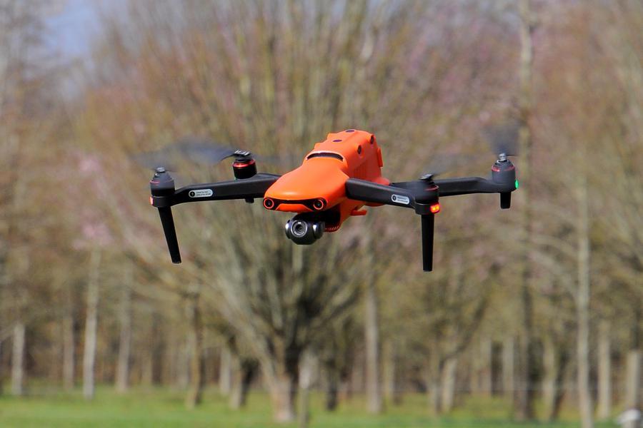Autel Robotics Evo II en vol