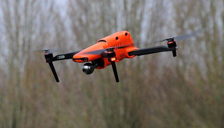 Test du drone Autel Robotics Evo II 8k : images aériennes en très haute définition