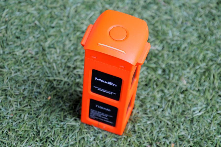 La batterie de l'Evo II d'Autel Robotics