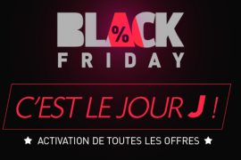 Black Friday 2020activation des offres