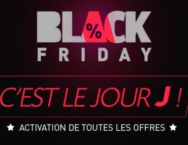 Black Friday 2020activation des offres