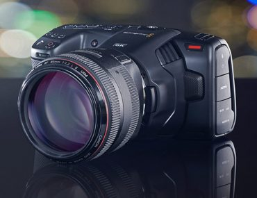 BlackMagic Design Pocket Cinema Camera 6K : ouverture