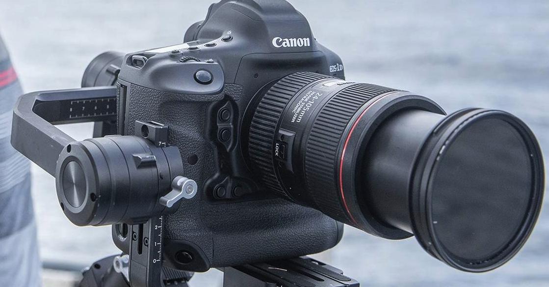 Canon EOS 1Dx Mark III : vidéo.