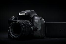 Canon EOS 850D : ouverture.