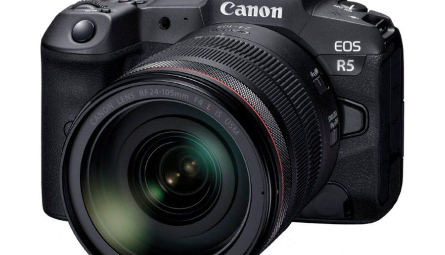 Canon EOS R5 : l'hybride pro pour les cinéastes