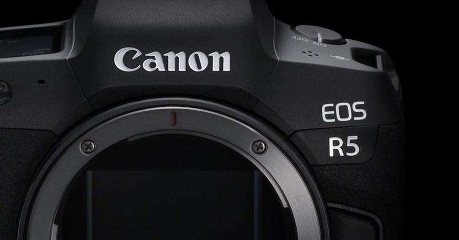 Canon EOS R5 : la révolution de l'hybride 24×36 mm pro par Canon !