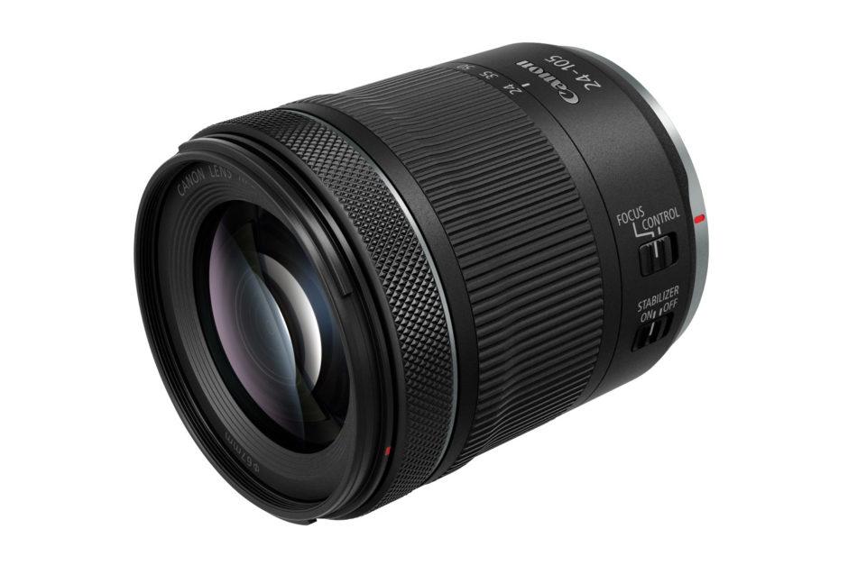 Canon RF 24-105 mm f/4-7,1 IS STM Macro