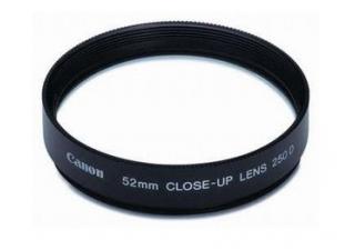 image d'une bonnette permettant de réduire la distance de mise au point entre le sujet et l'appareil photo