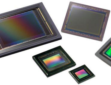 Divers capteurs Canon et Sony