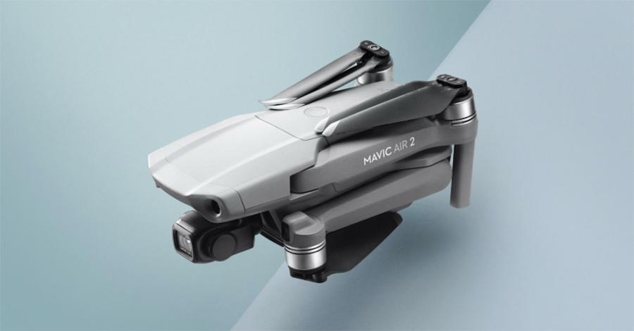DJI Mavic Air 2 : le drone compact et ultra performant.