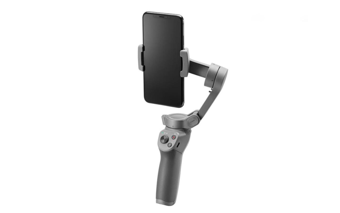 DJI Osmo Mobile 3 : portrait.