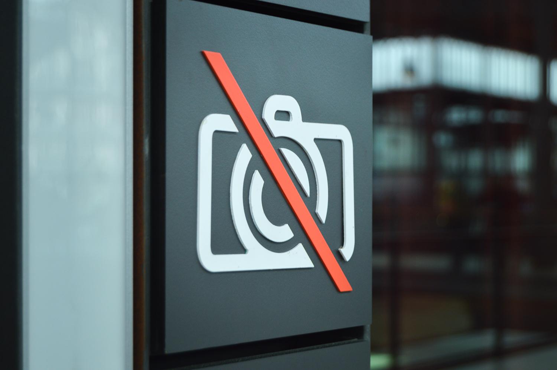 Droit à l'image : interdiction.