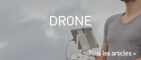 Vers l'univers Drone
