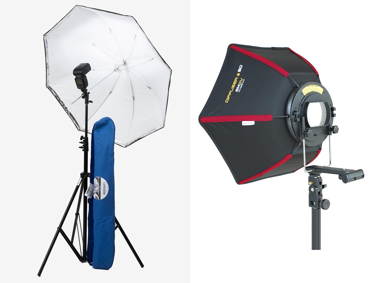 Guide flash de reportage : accessoires.