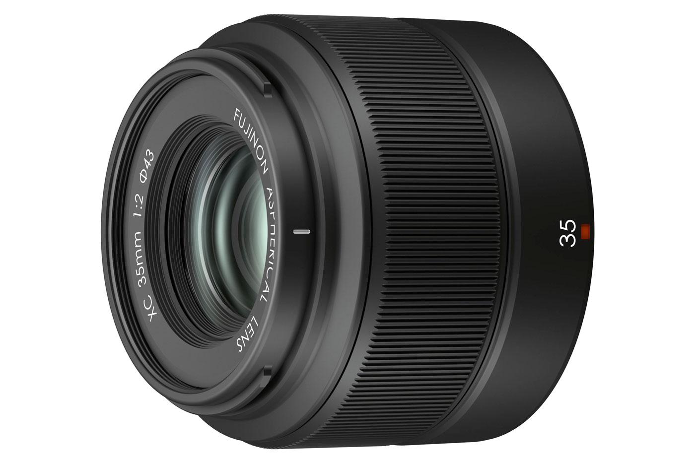 Fujifilm XC 35 mm f/2.