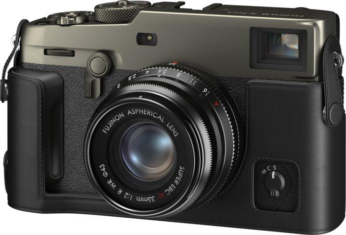 Fujifilm X-Pro3, l'hybride à viseur hybride