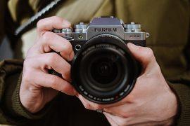 Fujifilm X-T4 : ouverture.