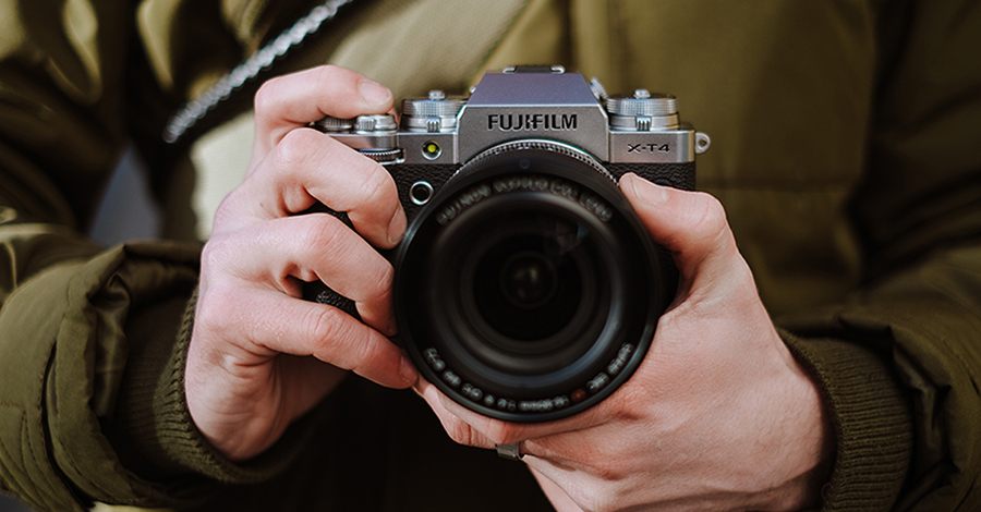 Fujifilm X-T4 : la légende continue !