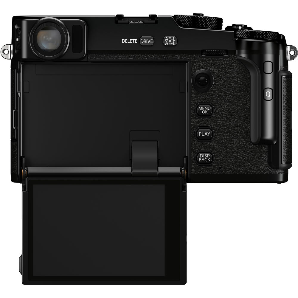 Fujifilm X-Pro3 : écran orientable.