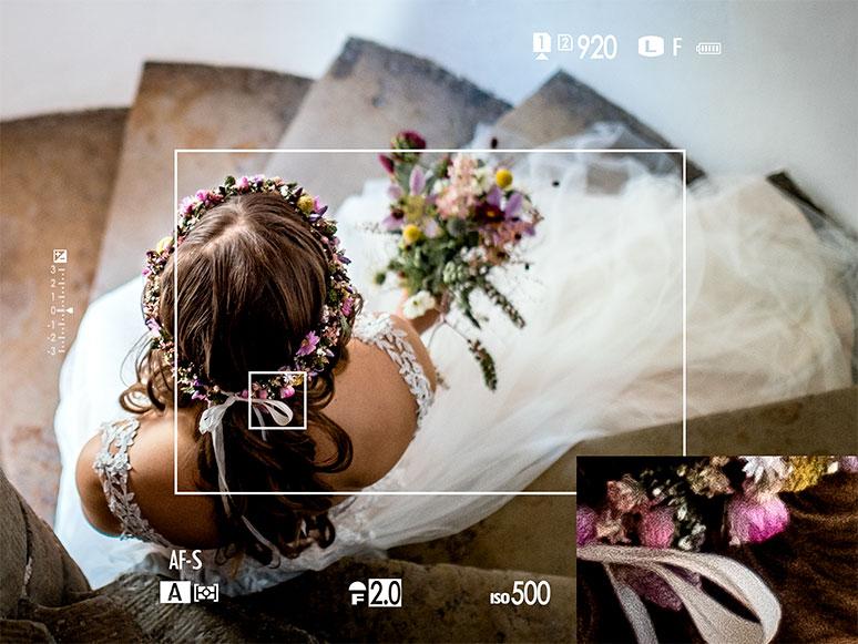 Fujifilm X-Pro3 : EVF.