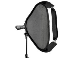 softbox avec attache pour flash
