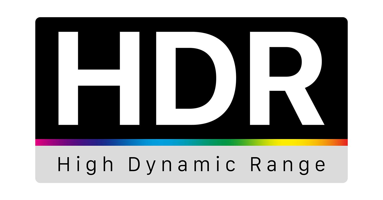 Les définitions d'affichage : HDR.