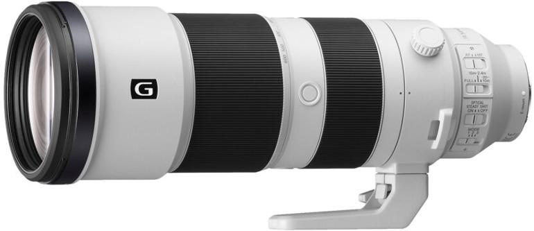 Sony FE 200-600 mm