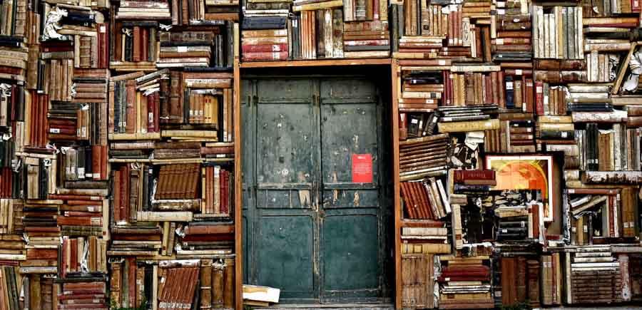 illustration d'une bibliothèque