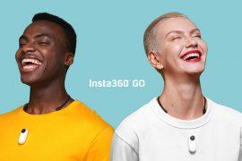 Insta360 GO : ouverture.