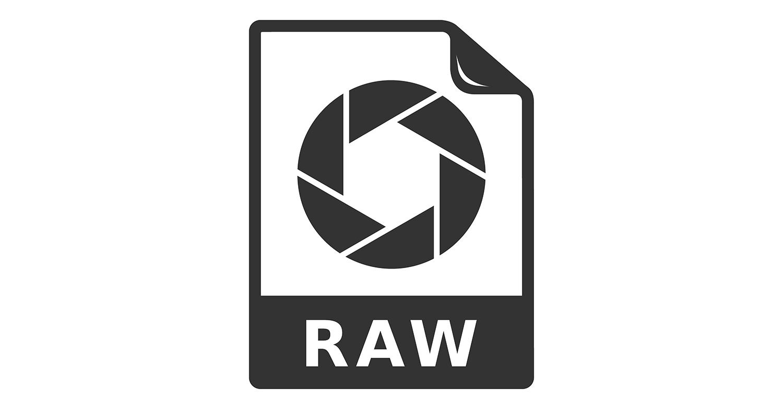 Le format raw : fichier.