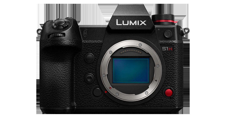 Panasonic Lumix S1H nu
