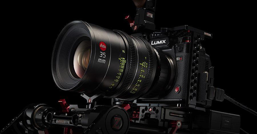 Vidéo Ultra HD 6K illimitée avec le Panasonic Lumix S1H