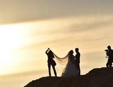 Shooting vidéo mariage