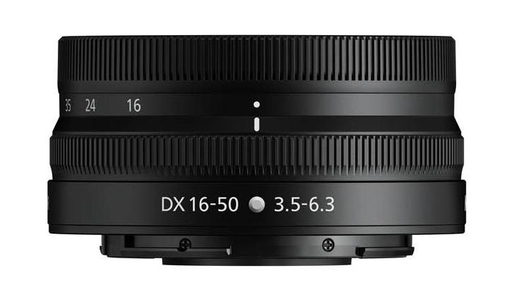 Nikkor Z DX 16-50 mm f/3,5-6,3 VR.