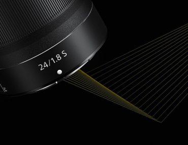 Nikkor Z 24 mm f/1,8 S : ouverture.