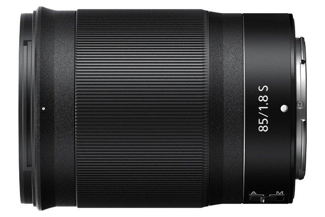 Le Nikkor Z 85 mm f/1,8 S.