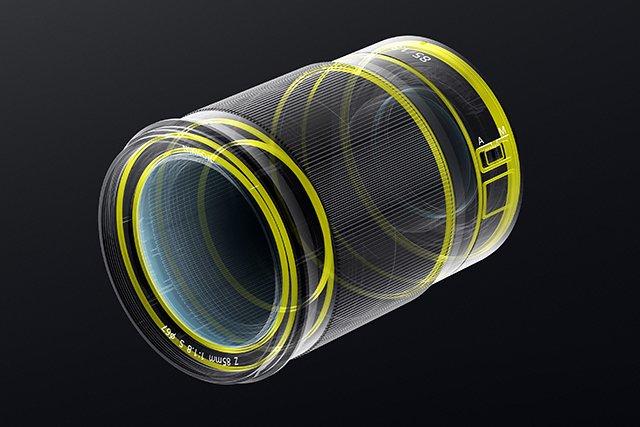Protections tous temps du Nikkor Z 85 mm f/1,8 S.