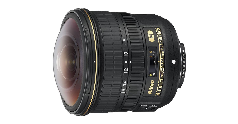 Nikon 8-15 mm f/3.5-4.5E ED