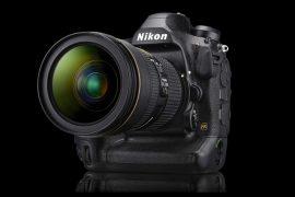 Nikon D6 : ouverture.