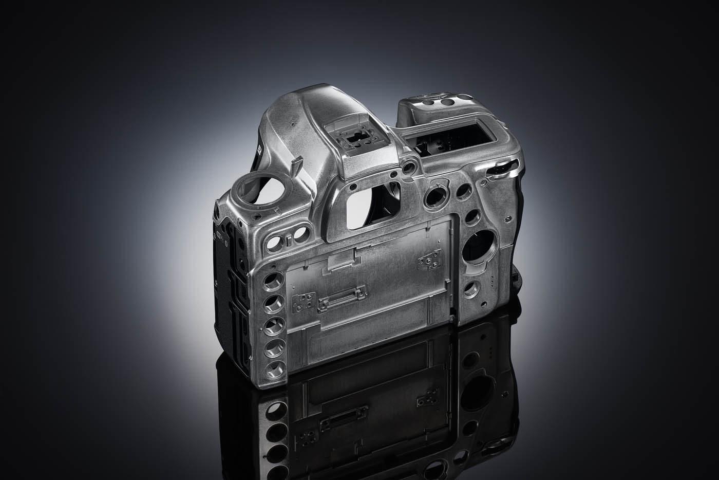 Nikon D780 : boîtier.