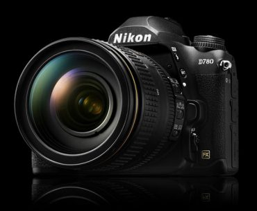 Nikon D780 : ouverture.