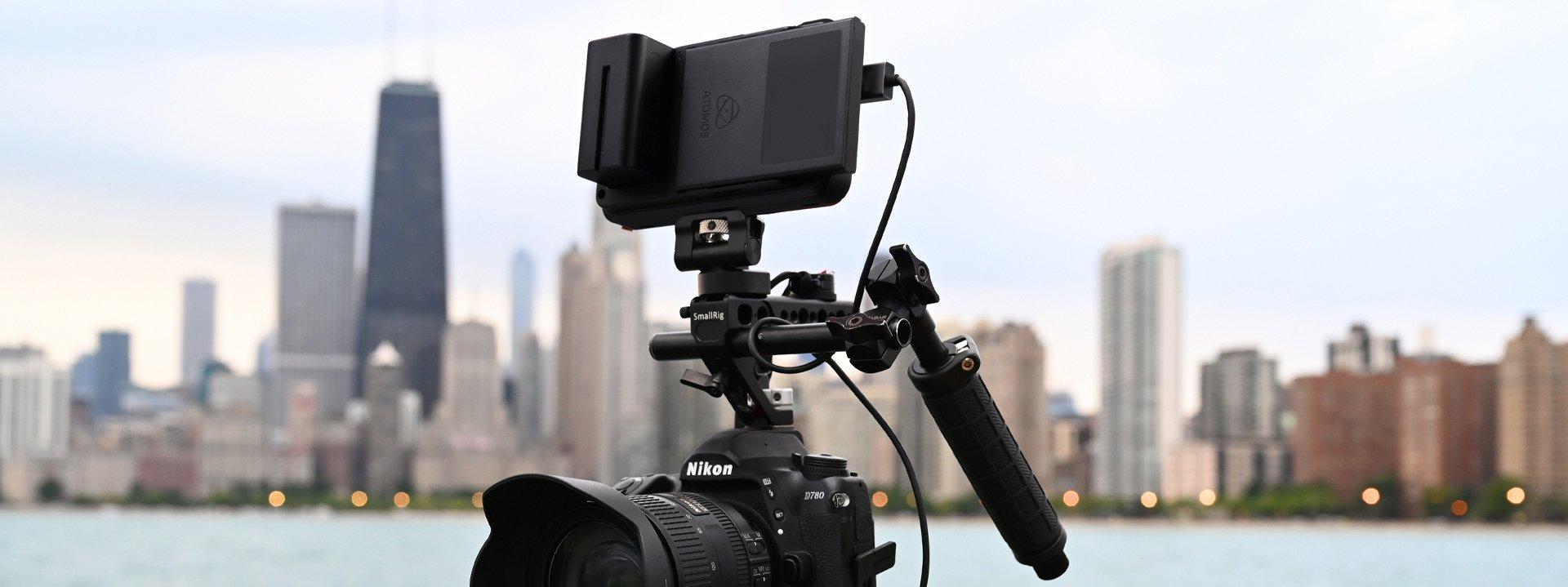 Nikon D780 : configuration vidéo.